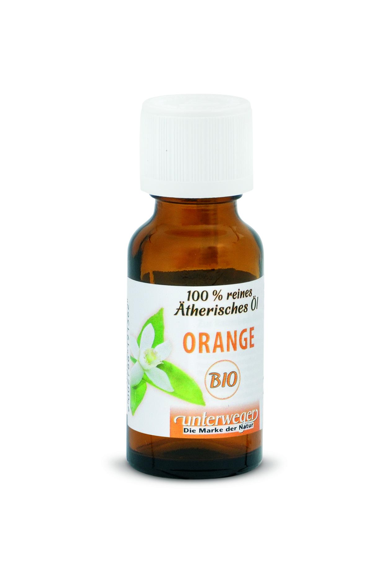 Bio Orangenöl - 20ml