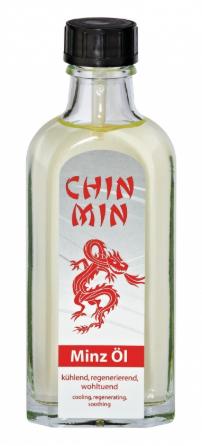 Chin Min Minz Öl 100ml