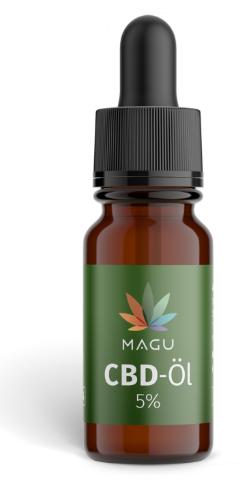 Magu CBD-Öl 5% Fullspectrum 30ml