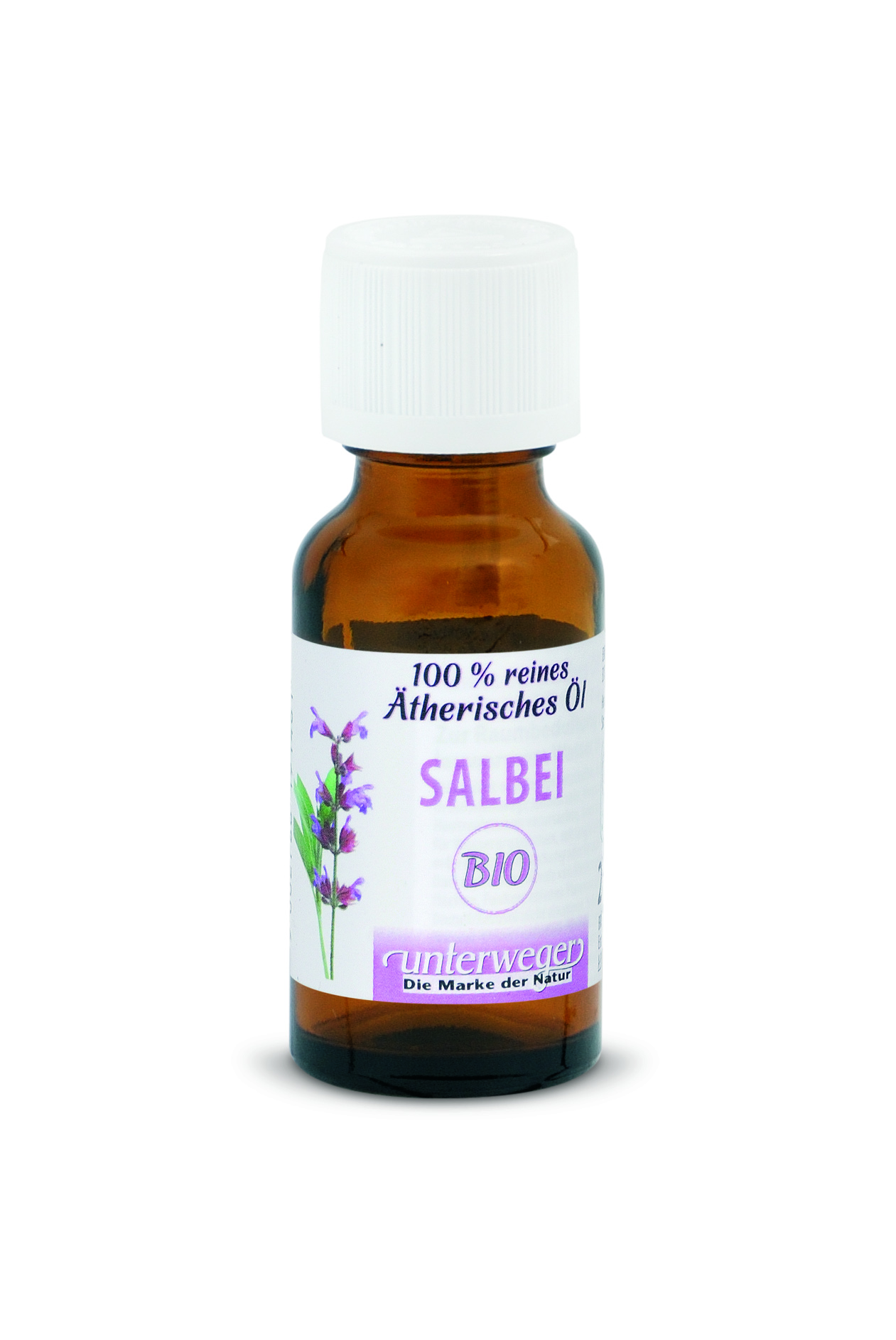 Bio Salbeiöl - 20ml