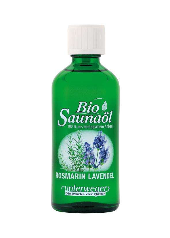 BIO Saunaöl Rosmarin Lavendel - 100ml
