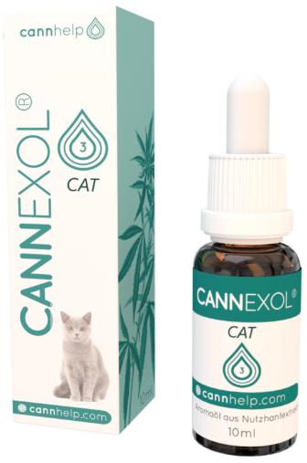 Cannexol CAT CBD Aroma Öl 3%
