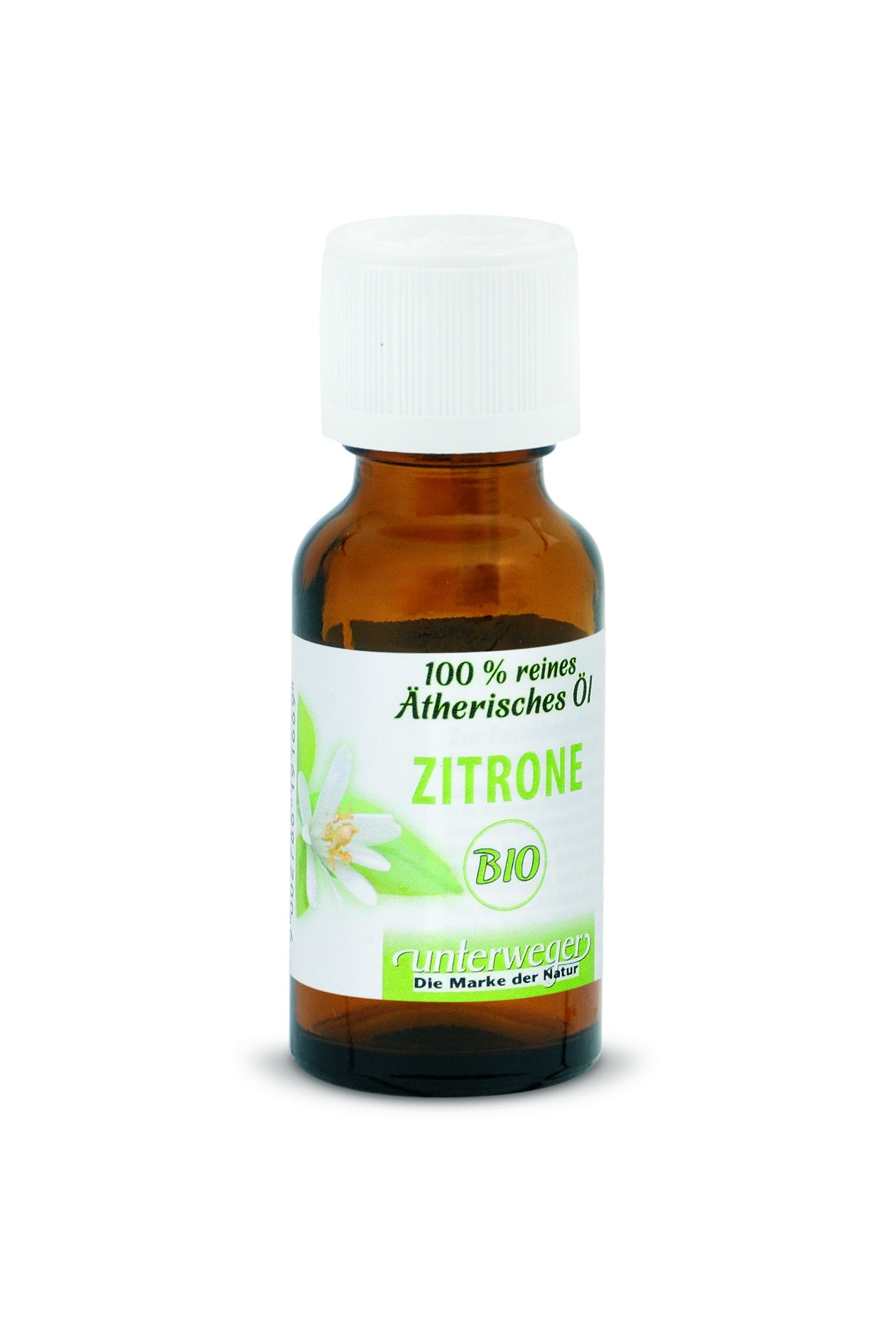 Bio Zitronenöl - 20ml