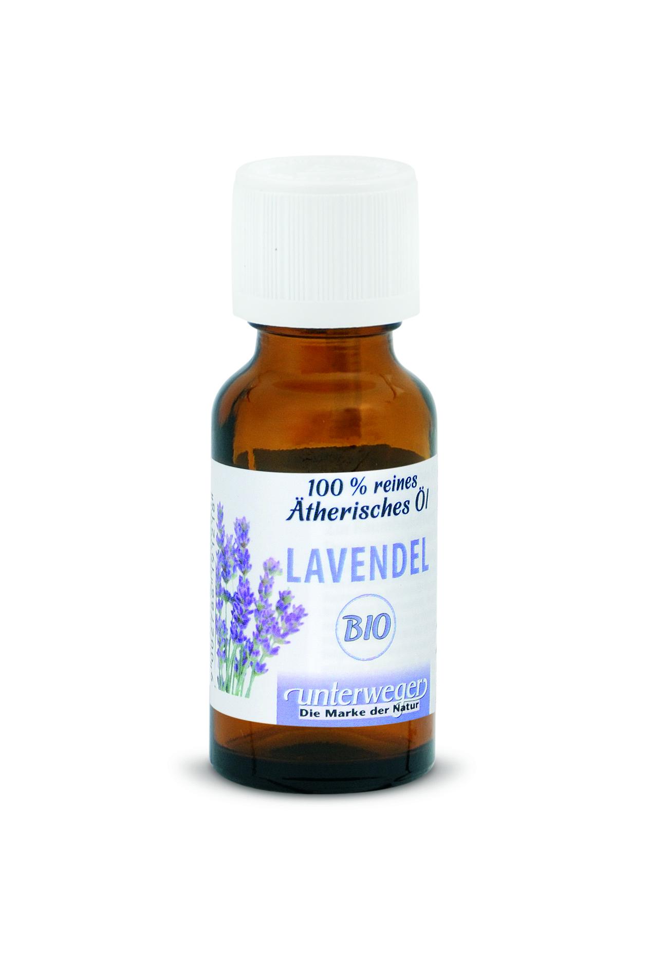 Bio Lavendelöl - 20ml