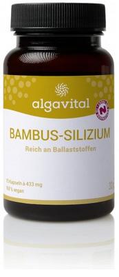 Bambus Silizium 75 Kapseln a 433mg