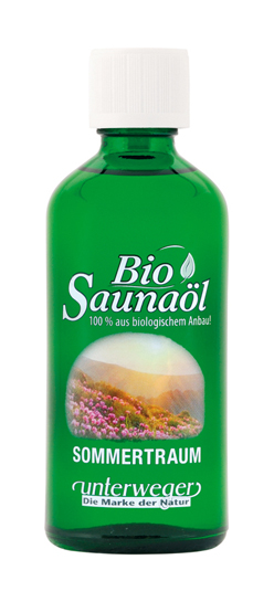 BIO Saunaöl Sommertraum - 100ml