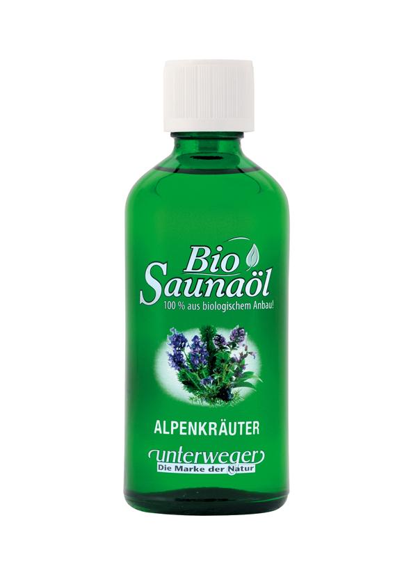 BIO Saunaöl Alpenkräuter - 100ml