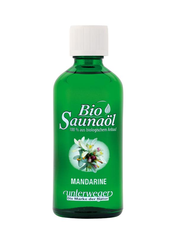 BIO Saunaöl Mandarine - 100ml